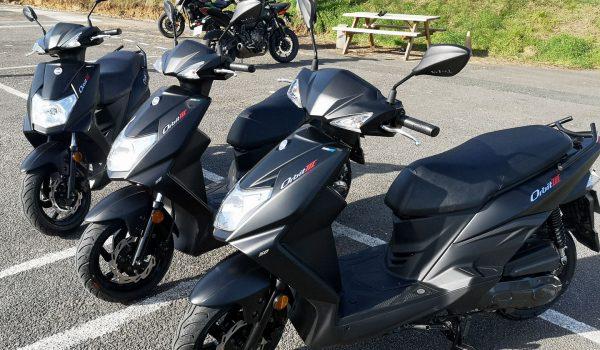 Scooter auto-école City'zen Sarlat