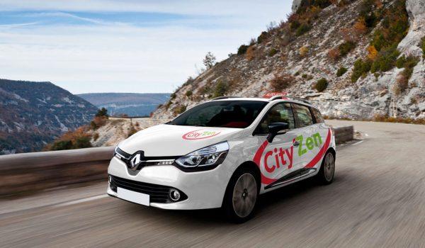 City'zen Sarlat permis voiture Dordogne