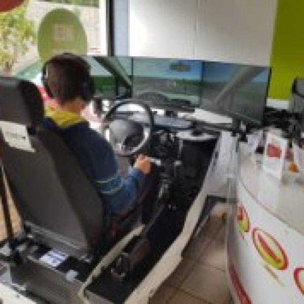 Simulateur de conduite auto-école à Sarlat